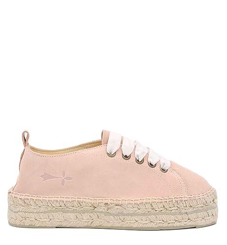 MANEBI Hamptons, Alpargatas para Niñas: Amazon.es: Zapatos y complementos