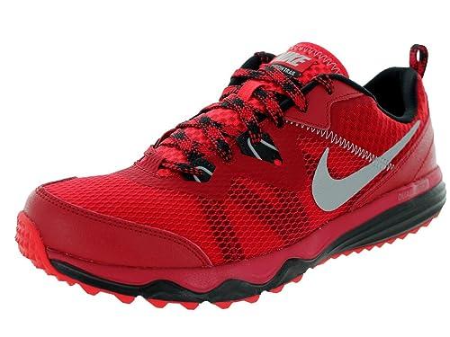 Nike Dual Fusion Trail para Hombre Zapatillas de Running de los Deportes de para Sillita de