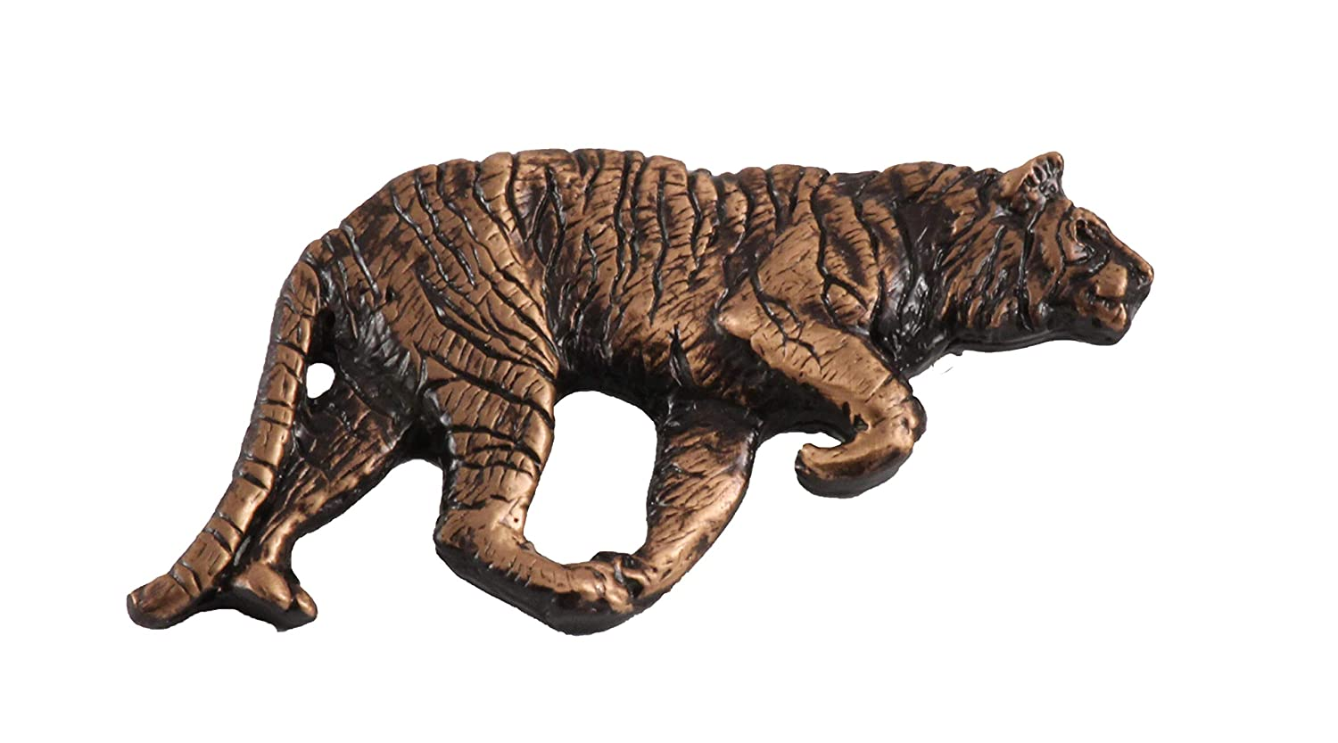 92d22fa75b3 Amazon.com: Creative Pewter Designs, Pewter Tiger Giant, Handcrafted Lapel  Pin Brooch, Antique Finish, M110: Creative Pewter Designs: Jewelry