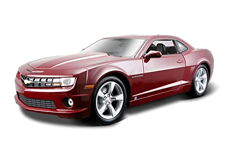 Amazon 2010 Chevrolet Camaro Ss Rs Red 118 Toys Games