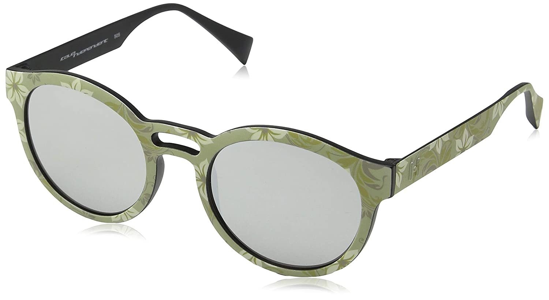 Saint Laurent SL 1 002, Gafas de Sol Unisex Adulto, Negro (Black/Smoke), 59