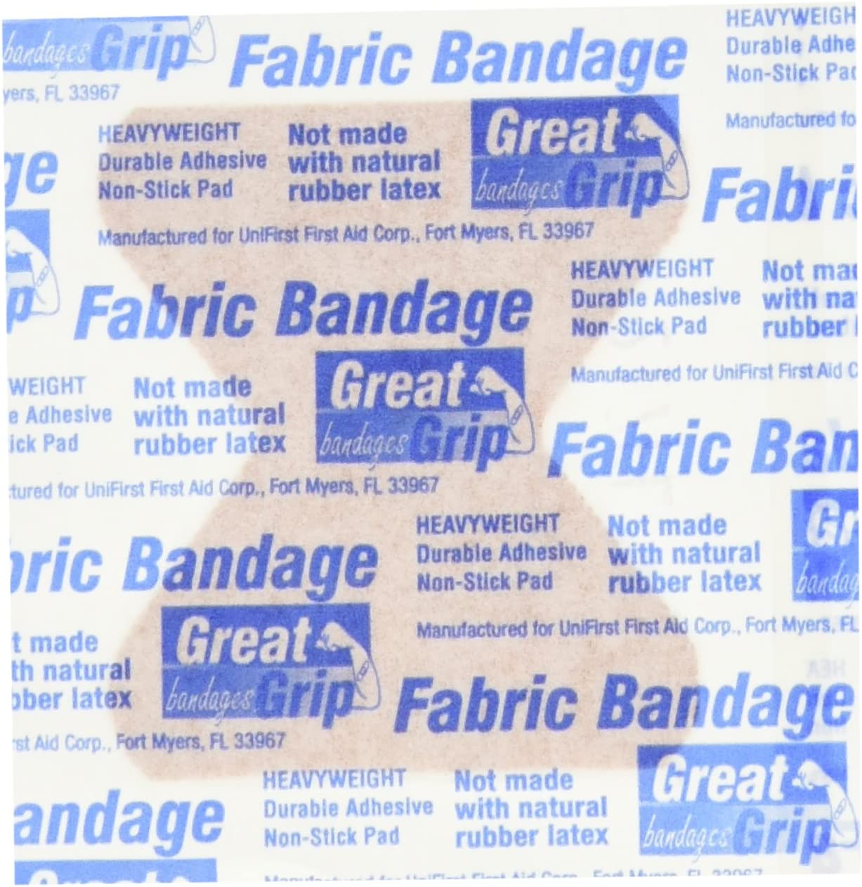 Medique Products 61578 Woven Extra Heavy Weight Latex Free Fingertip Bandages, 40 Per Box 71f0g5pJvgL
