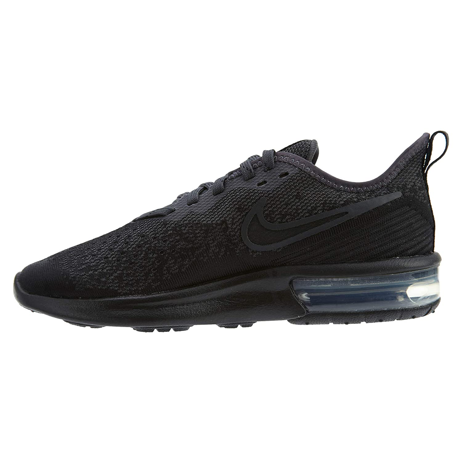 Nike Air Max Sequent 4 Women's Running Shoe blackblack anthracite AO4486 002