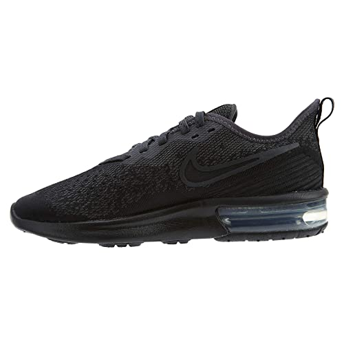 Nike Womens Air Max Sequent Running Trainers 719916 016 Sneakers Shoes 100% High Quality Materials Athletic Shoes