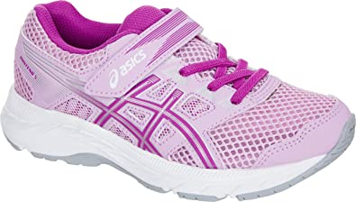 separation shoes 4be93 31fe1 ASICS Gel Contend 5 PS Kid s Running Shoe, Astral Orchid, K10 M US