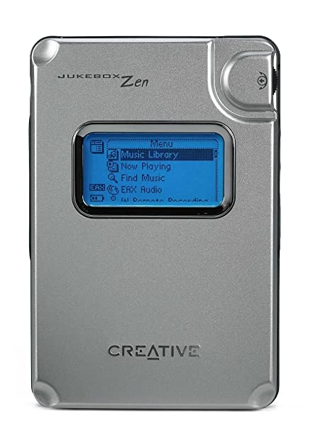 CREATIVE NOMAD JUKEBOX 20GB DRIVER WINDOWS XP