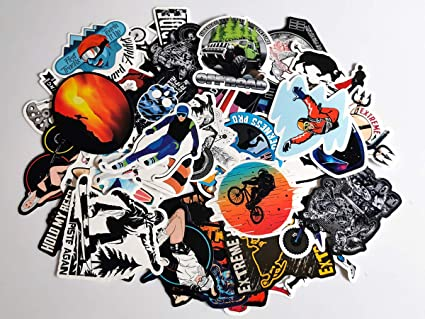 "IMAGINARY FOUNDATION Space IF 3 Logo Skate Sticker 4/"" skateboards helmets decal"