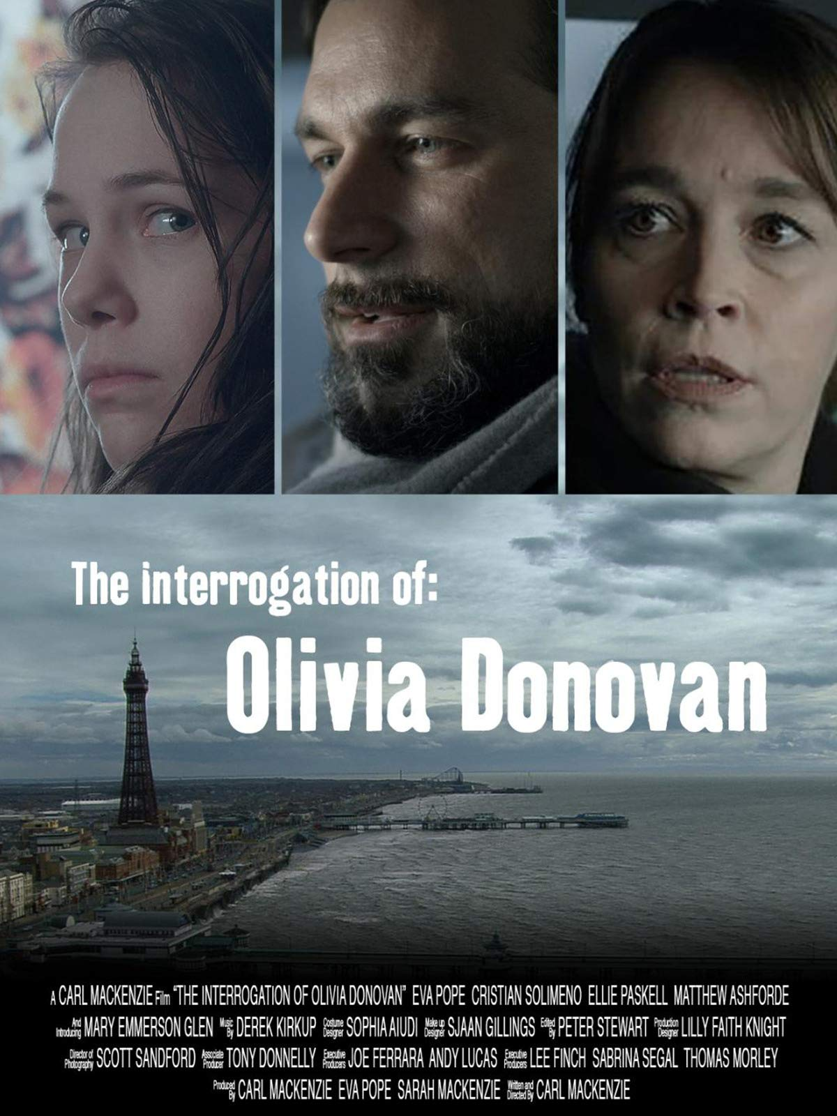 The Interrogation Of Olivia Donovan on Amazon Prime Video UK