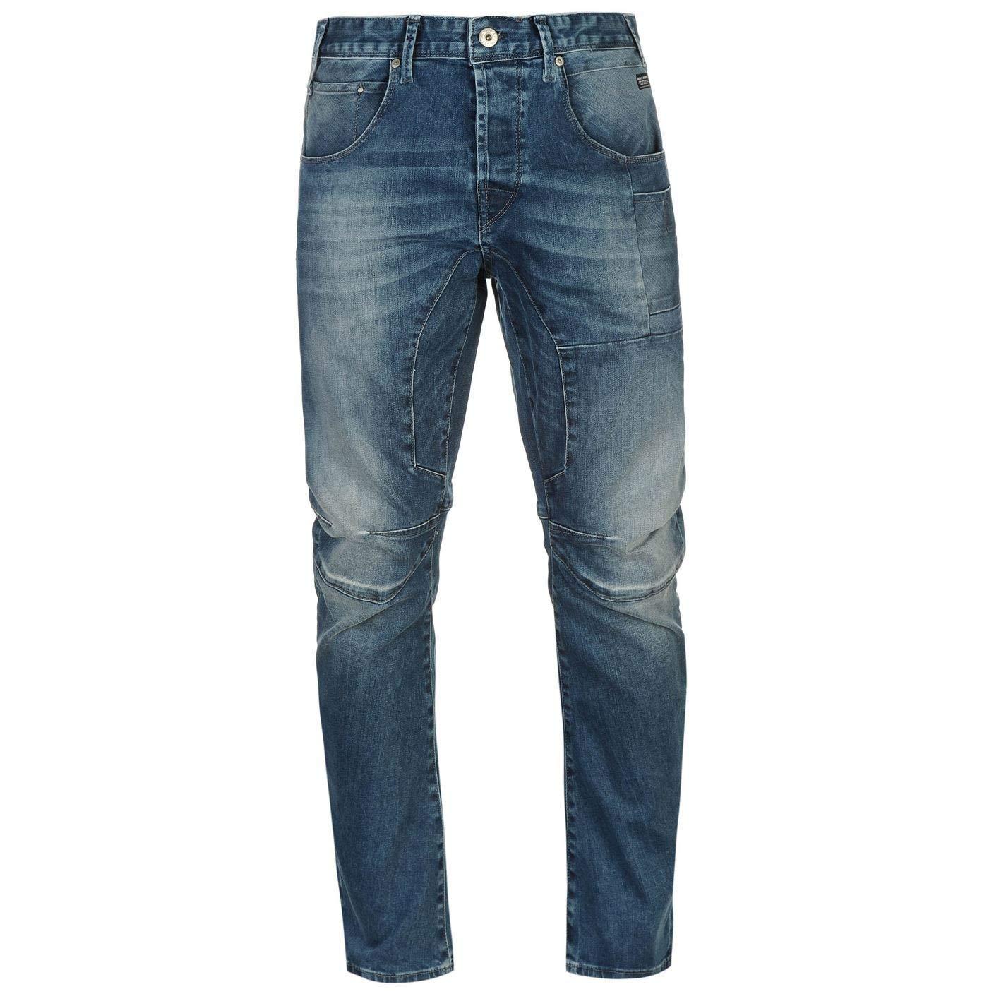 Jeans Denim Jack and Jones Ji Stan Osaka Anti Fit Mens Trouser Pants
