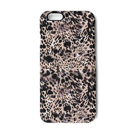 reputable site e6057 f8359 Amazon.com: Hard iPhone 7/8 Cell Phone case Leopard Cheetah Print ...