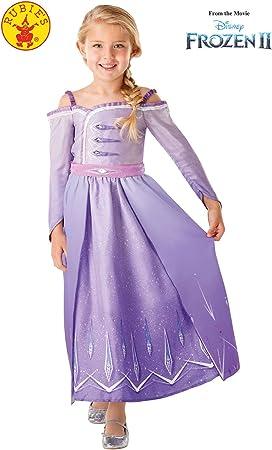 Rubies 300460 3-4 Disney Frozen 2 - Disfraz de Frozen 2, para ...