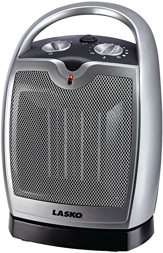Amazon Com Lasko Ceramic Portable Space Heater With Adjustable