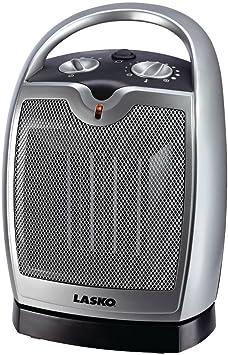 Lasko Ceramic Portable Space Heater With Adju