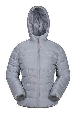 02915ebe6bd Mountain Warehouse Seasons Reflective Womens Jacket - Winter Coat at Amazon  Women's Coats Shop