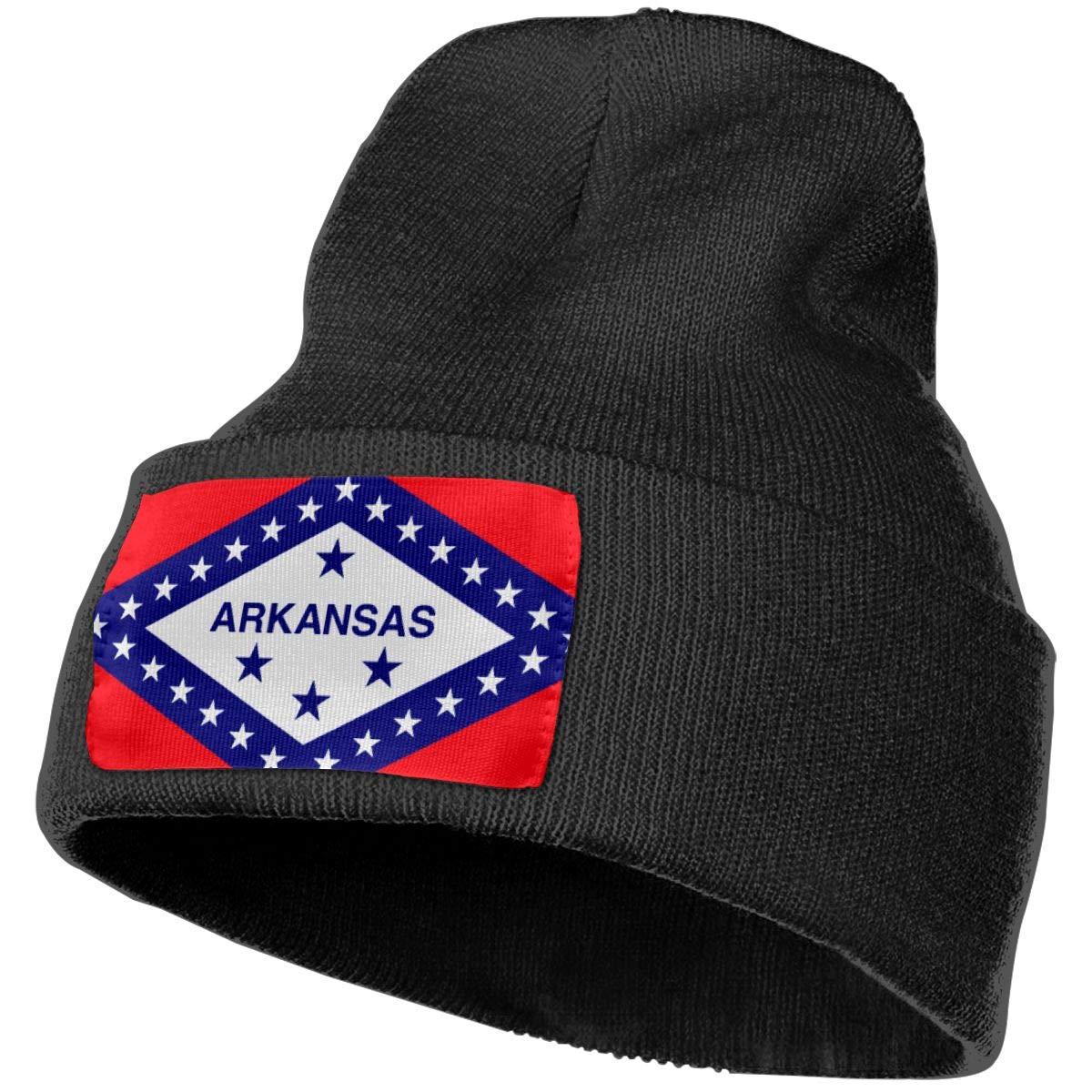 COJOP Arkansas Winter Beanie Unisex Cuffed Plain Skull Knit Hat Cap