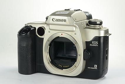 amazon com canon eos elan iie 35mm slr camera body only slr rh amazon com Canon Elan 2 vs 7 Review Canon EOS Elan 7E