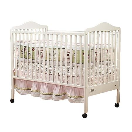 Orbelle 0-3T Jenny Crib, White