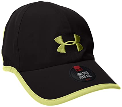 Under Armour - Gorra de running Shadow