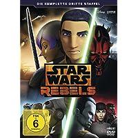 Star Wars Rebels - Die komplette dritte Staffel [4 DVDs]