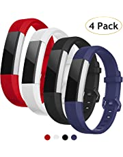 Vitty for Fitbit Alta HR Wrist Straps, Adjustable Replacement Silicone Soft Sport Wristband Strap for Fitbit Alta and Fitbit Alta HR