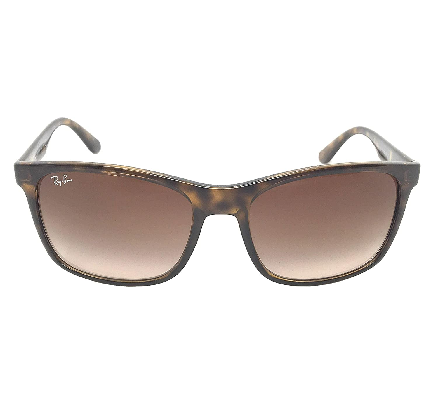 acce9e6c8f New Ray Ban RB4232 710 13 Havana Brown Gradient 57mm Sunglasses   Amazon.co.uk  Clothing