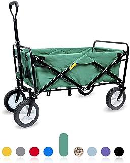 Amazon.com: Carrito de camping plegable portátil para uso al ...