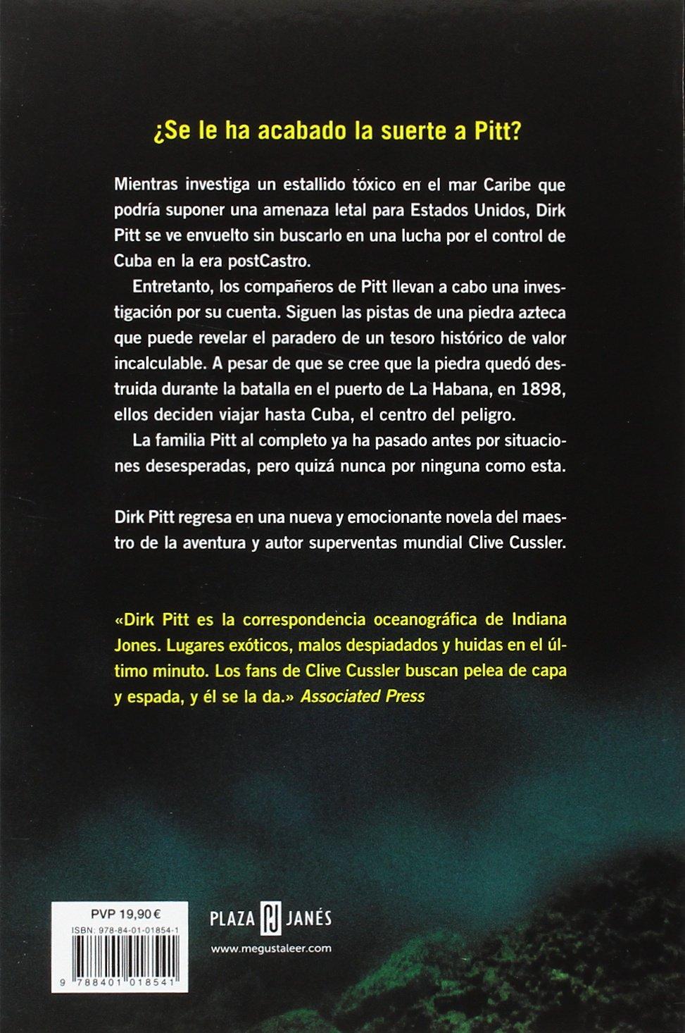 Amazon.com: Tormenta en La Habana/Havana Storm (Spanish Edition) (9788401018541): Clive Cussler, Dirk Cussler: Books