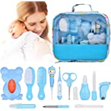 Baby Healthcare & Grooming Kit 13 in 1, Baby Grooming 14 Kits, Baby Safety Care Set for Nursery Newborn Boy Girls, Baby Care