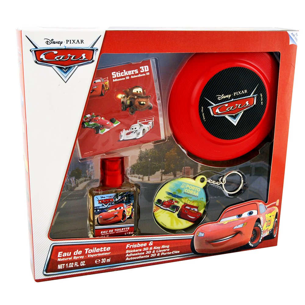 DISNEY CARS Eau de Toilette Spray and Toy, 30 ml 5791