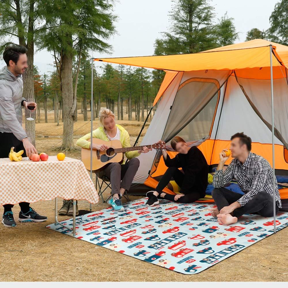 BFQY FH Große Picknickdecke Im Freien, 200 × 200 200 200 cm Wasserdichte Auflage Handtasche Ist Sehr Geeignet Für Strand, Camping Gras Reise Wasserdicht Und Sanddicht (Farbe   B) B07NQFK67C | Modernes Design  ec788a
