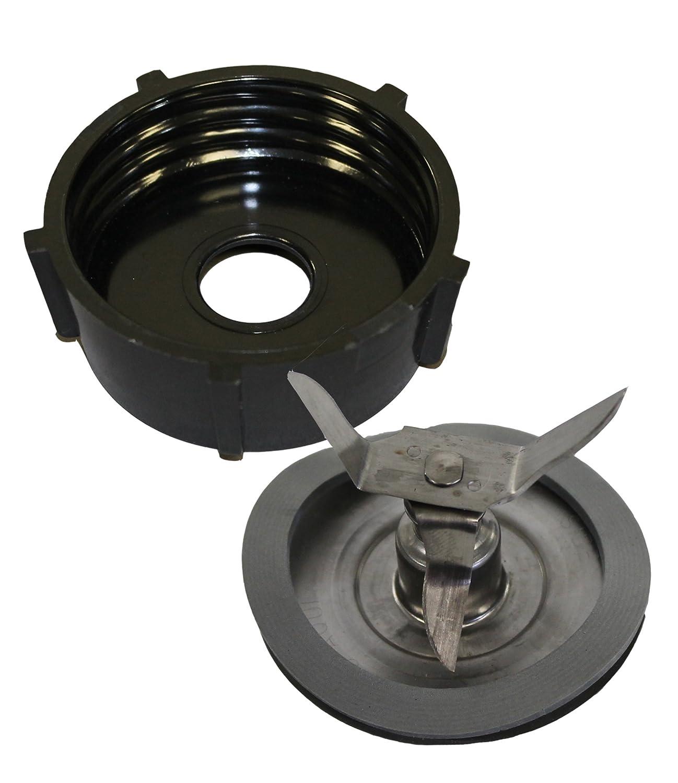 Oster Blender Jar Cap, Ice Blade & Sealing Ring, Part # 4961 & 4902 Think Crucial CECOMINOD019093