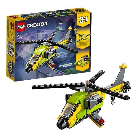 günstig kaufen LEGO Creator Ultimative Motor-Power 31072