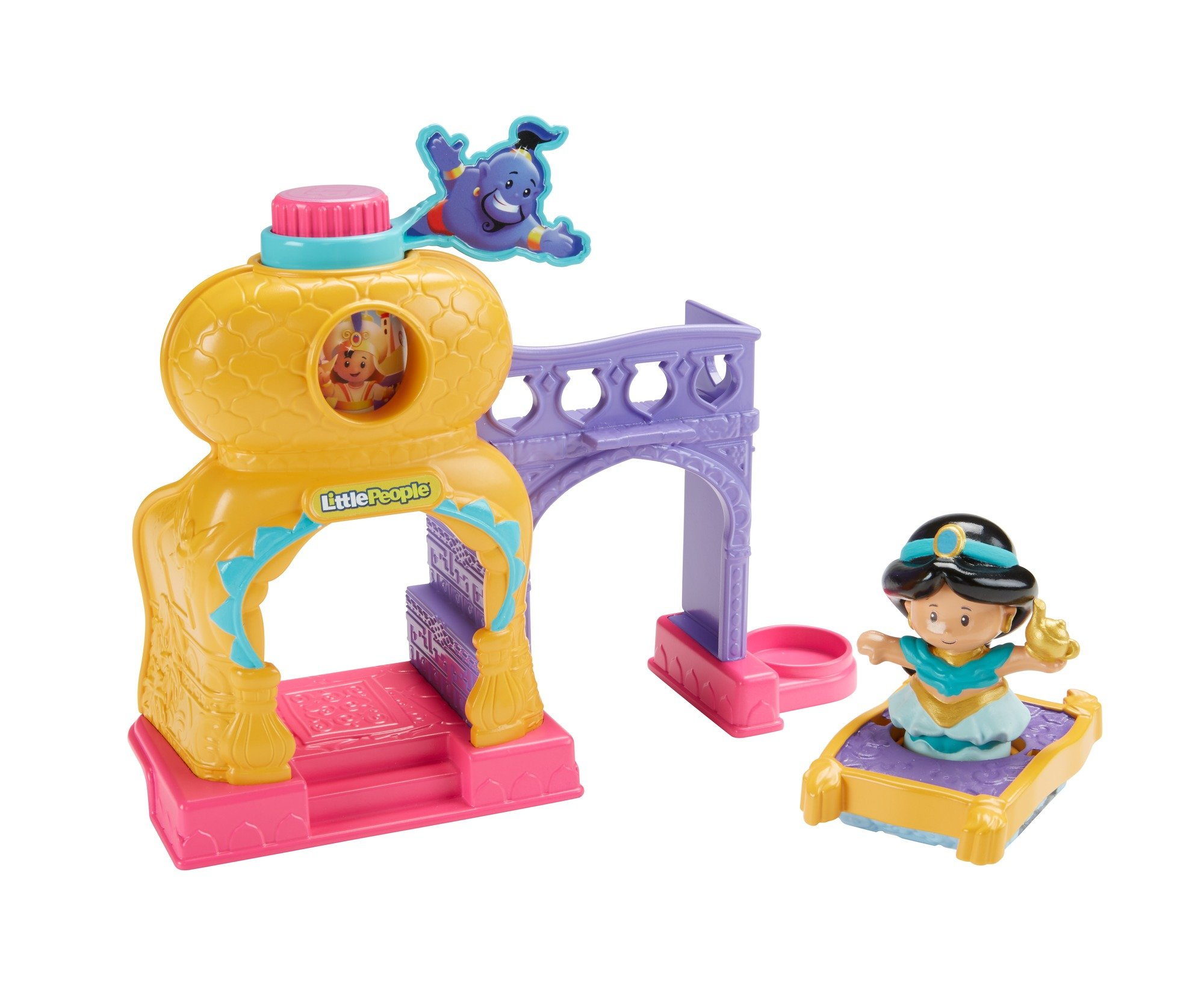 Fisher-Price Disney Princess Jasmine's Friendship Palace by Little People