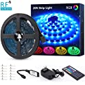 Novostella 20-Foot RGB LED Strip Light Kit