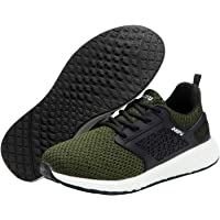 Botas de Seguridad para Hombre Mujer Unisex con Puntera de Acero Antideslizante Calzado Zapatos de Seguridad Deportivo…