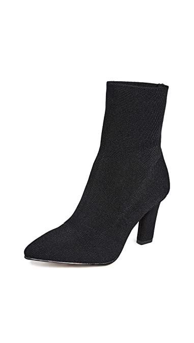 799acb573c674 Amazon.com | botkier Women's Nadia Sock Booties | Ankle & Bootie
