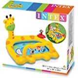 Intex 57105 Smiley Giraffe Inflatable Baby Pool