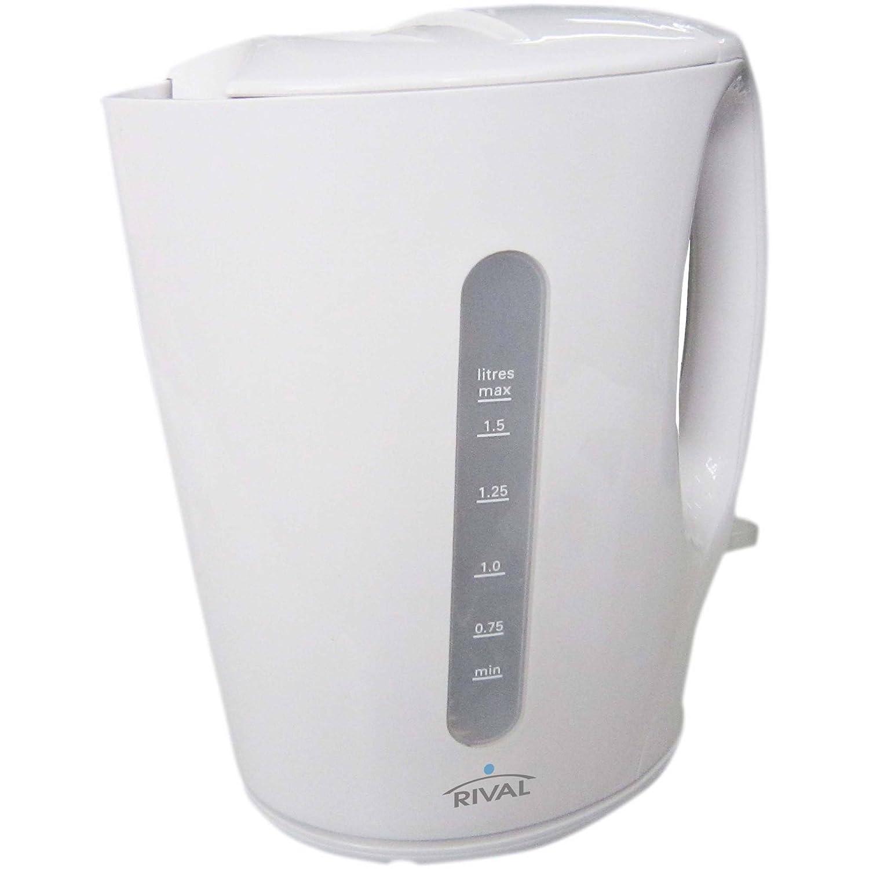 Amazon.com: Rival Plastic Kettle 1.7L: Kitchen & Dining