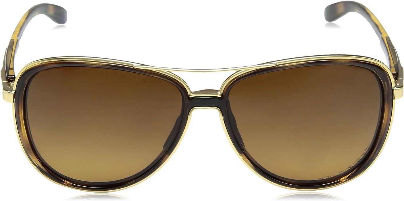 Women OO4129 58 Split Time Sunglasses 58mm. Oakley Men s Split Time  Polarized ... 3c6fc633d8