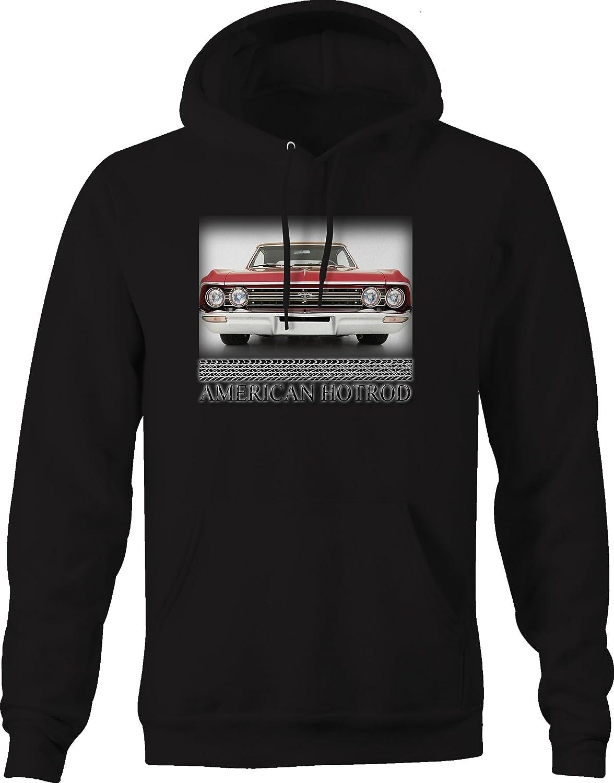 American Hotrod Oldsmobile Olds F-85 Original Cutlass Graphic Hoodie for Men