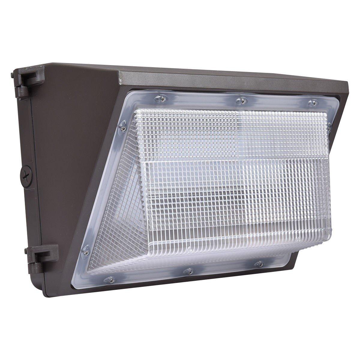 70W LED 5000K 8100 Lumens Waterproof Lamp DLC by Apontus