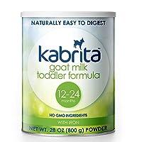 Kabrita Goat Milk Formula, Powder, Non GMO, Natural and Gentle 28oz (3-pack)