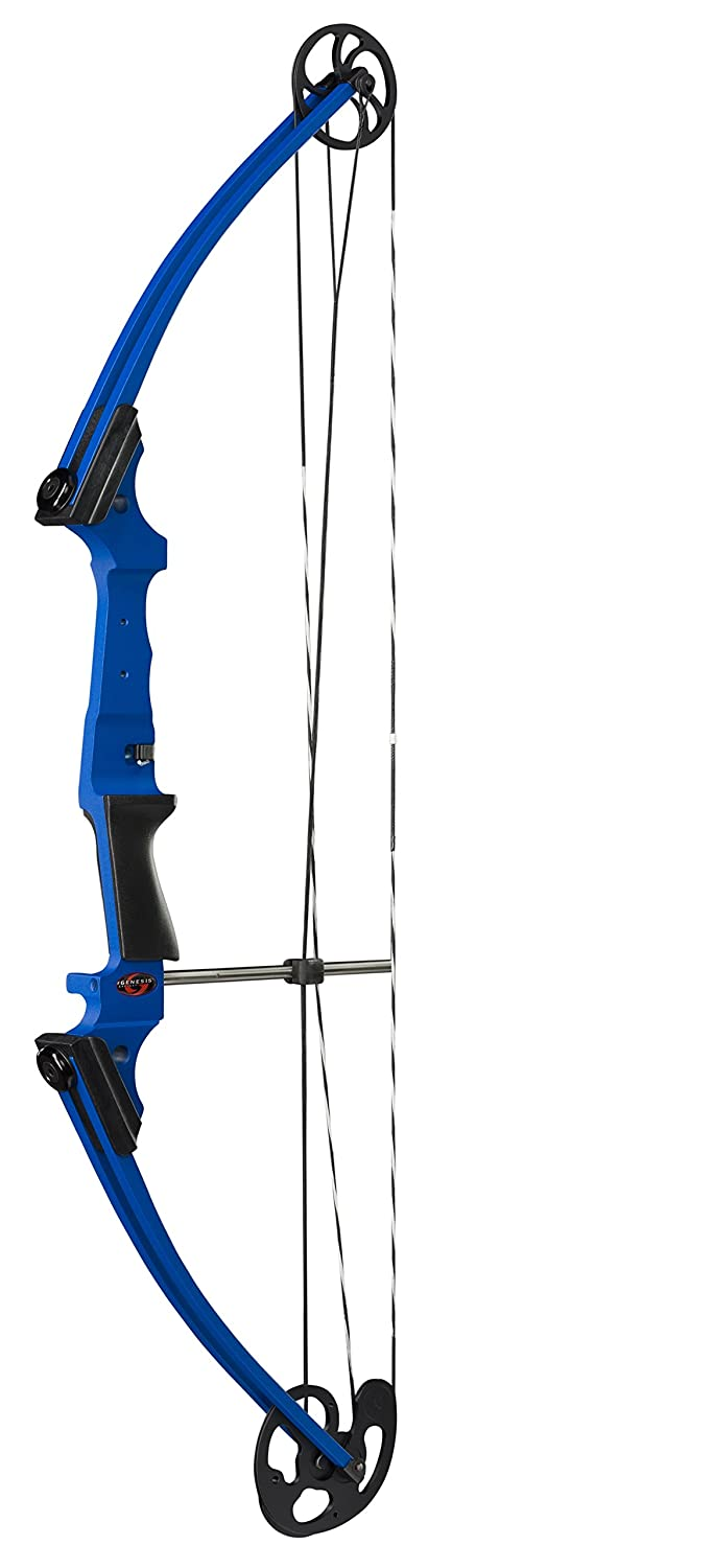 Genesis Bow Arrows Blue Right Handed Genesis Original Bow