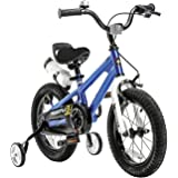 RoyalBaby Star Girl, Kids bike for Girls, easy assembly, 12-14-16 inch