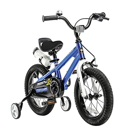 RoyalBaby BMX Freestyle kids bike for boys and girls, 12-14-16-18 ... royalbaby bmx freestyle kid's bike 18