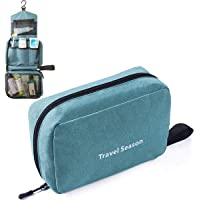 Hanging Travel Toiletry Bag, Compact Make up Organiser Cosmetic Pouch Business Handbag for Men and Women, Portable and…