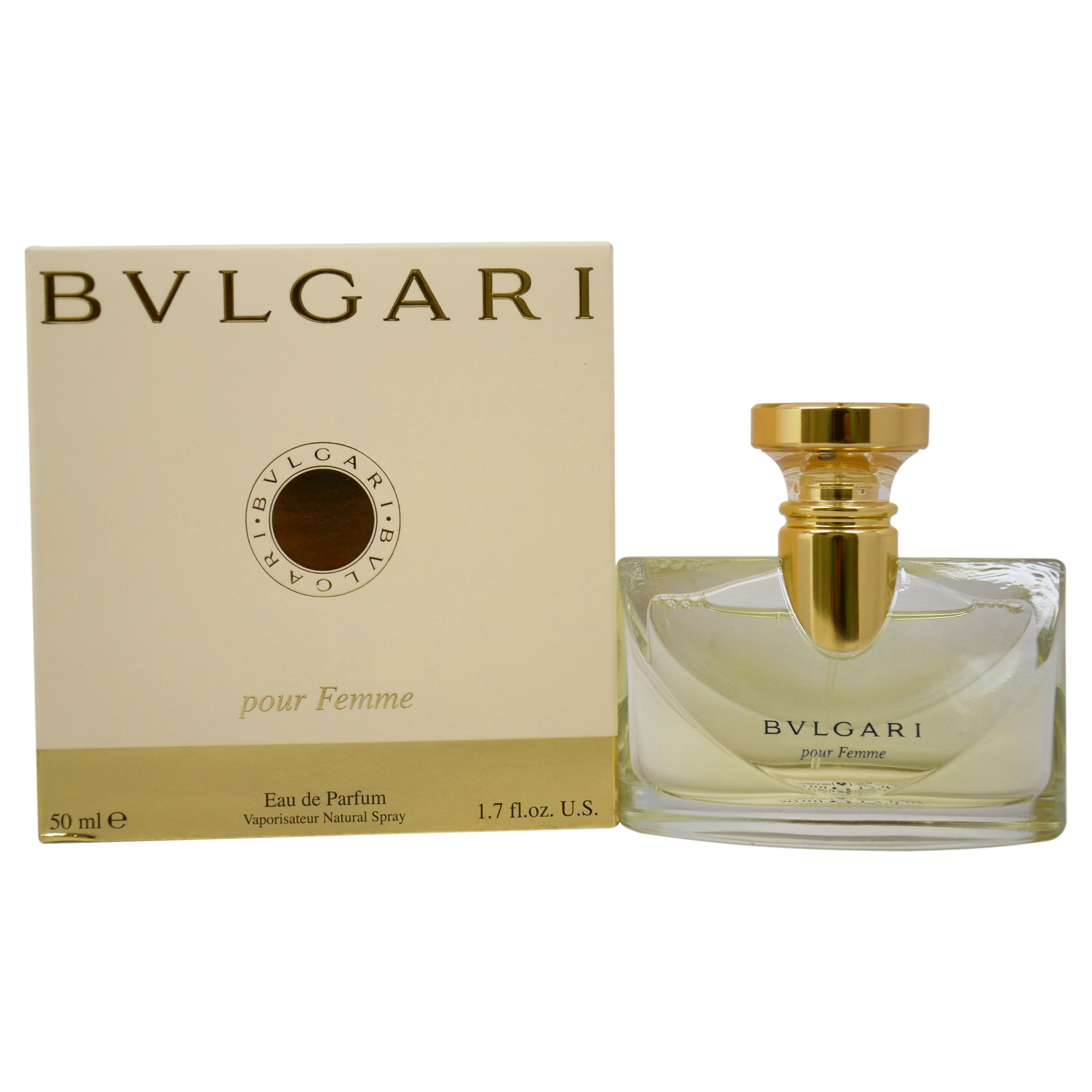 Bvlgari Pour Femme For Women By Bvlgari Eau-de-parfume Spray, 1.7-Ounce