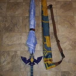 Amazon.com: Legend of Zelda Umbrella Legend of Zelda ...