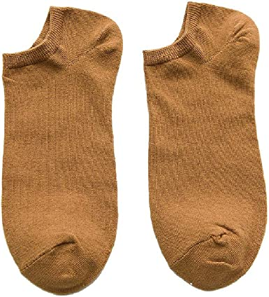 CuteRose - Calcetines para hombre (100% algodón pesado, 10 pares) 1 Talla única: Amazon.es: Ropa y accesorios