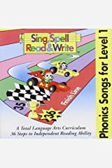 LEVEL 1 AUDIO COMPACT DISK SECOND EDITION SING SPELL READ AND WRITE Audio CD